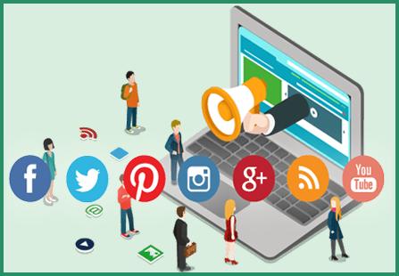Marketing about Innovation academy through Social media